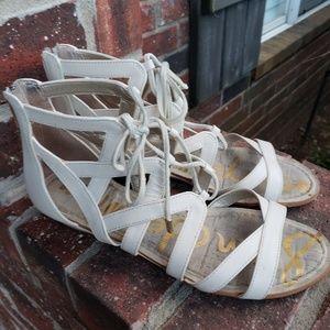Sam edelman gladiator sandals 7